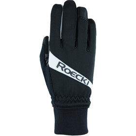 Roeckl Rofan Bike Gloves black/white